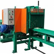 Брусовочный станок СИЛ 750(м) для переработки тонкомера брусовочник фото
