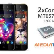 Смартфон Texet iX TM-4772 фото