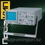 Осциллограф сервисный двухканальный профкип с1-128м фото