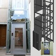 Коттеджные лифты фото