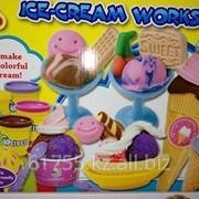 Пластилин-тесто Happy dough фото