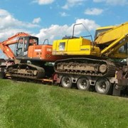 Перевозки тралом до 60 тонн. Екатеринбург и област фото