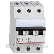 Автоматический выключатель LR 3Р 50А тип С 6kA 604840 фото
