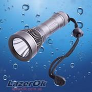 Подводный фонарь Police DL09 L2 (диод нового поколения!) фото