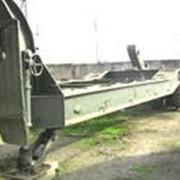 Трехосный полуприцеп-тяжеловоз ЧМЗАП-5247 фото
