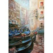 Венеция.Гондолы фото