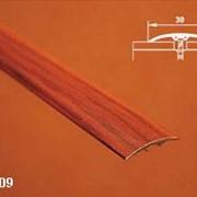 Порог одноуровневый со скрытым креплением арт АПС 009 длина 1350 мм фото