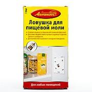 Ловушка для пищевой моли Aeroxon, 2 шт фото
