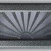 Решетка вентиляционная Каро без жалюзи фото