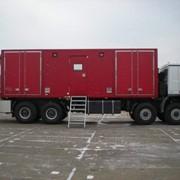 Установка для транспортировки и дозирования химреагентов УДХ-6. фото