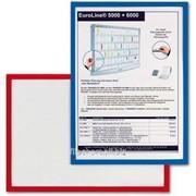Рамка магнитная для доски А4 красная AS135R фото