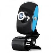 Веб-камера REAL-EL FC-150, black-blue фото