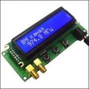 Двухдиапазонный частотомер, артикул №BM8010 фото