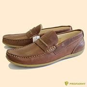Туфли TBS Curtys 7853 коричневые фото