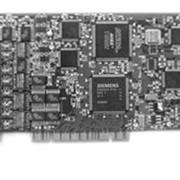 Цифровая плата Tau-PCI/4E1 фото