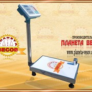 Весы TCS-A платформенные 100кг фото