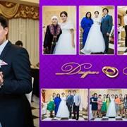 Фотобук, Свадебная фотокнига, альбом дня рождения в Алматы фото