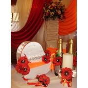 Свадебная атрибутика. фото
