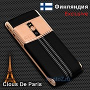 Телефон Vertu Signature Touch Clous De Paris Gold New 2016 фото