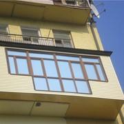 Строительство и пристройка балконов на любом этаже фото