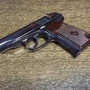 Травматический пистолет ПМР УОС Макарова фото