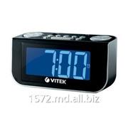 Радиочасы Vitek VT 6600 фото