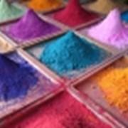 Красители для текстильной промышленности фото
