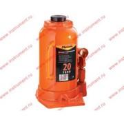 Домкрат гидравлический бутылочный, 20 т, h подъема 250-470 мм// SPARTA фото