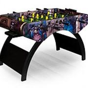 Игровой стол футбол Cosmos 140x74x86см Уточняйте наличие фото