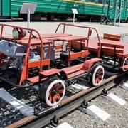 Ремонт и обслуживание железнодорожных мотодрезин фото