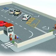 Автоматическая парковочная система CAME - PS4000 фото