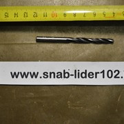Сверло ц/х спиралевидное ф 8,2 правое Р6М5 фото