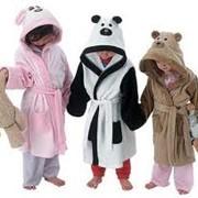 Халаты детские фото