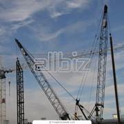 Монтаж, наладка строительного оборудования фото