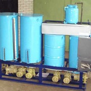 Установки для производства биодизельного топлива на основе растительных масел фото