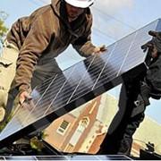 Солнечные батареи, солнечные фотоэлектрические системы под ключ фото