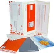 ПИН-конверты по технологии Pressure Seal фото