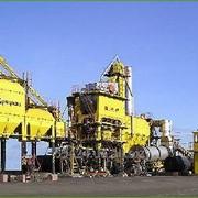 Асфальтосмесительная установка ДС-168 (Производительность 160 т/ч) фото