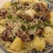 Ресторан с националной кухней. Казахская кухня. фото