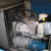 Профессиональная мойка компрессоров фото