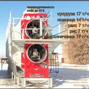 Зерносушилка Teco 1122i 11 секций 2 уровня фото