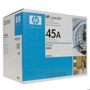 Услуга заправки картриджа HP LJ Q5945 A для лазерных принтеров фото
