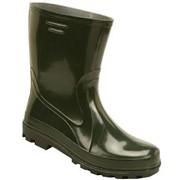 Обувь резиновая из ПВХ фото