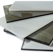 Оргстекло, монолитный поликарбонат прозрачное и цветной. От 2 до 8 мм. Резка в размер, Доставка по всей области. Арт№13 фото