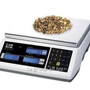 Весы фасовочные счетные EC- 15 II 15кг/1г фото