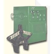 Трайбаппарат для ввода порошковой проволоки в металический расплав. фото
