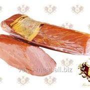 Карбонад Крестьянский сырокопченый продукт из свинины фото