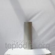 Труба 0,5 м 1,0 мм ф 140 м из нержавеющей стали фото