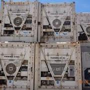Рефрижераторный морозильный контейнер в Караганде фото