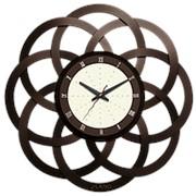 Часы настенные Mado Хризантема (Кику) арт.826(МD-600) 54х54х2,5см. фото